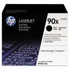HP 90X, (CE390X-D) 2-pack High Yield Black Original LaserJet Toner Cartridges